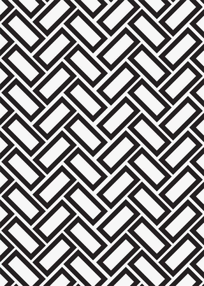 1 X 2 Herringbone Tile Mosaic