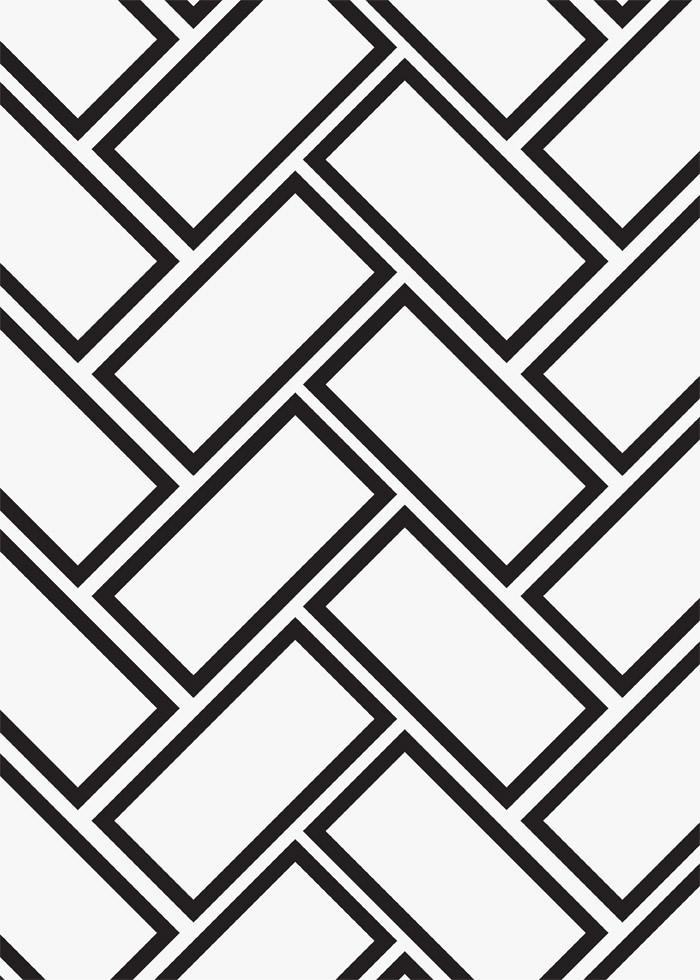 2 X 4 Herringbone Mosaic