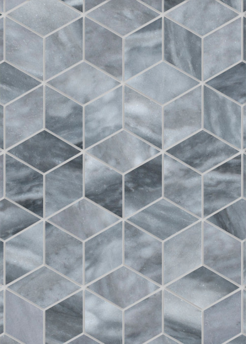 Redondo Bardiglio XL Diamond Tile