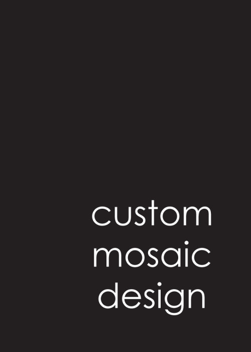 Tailored: Custom Mosaic Design
